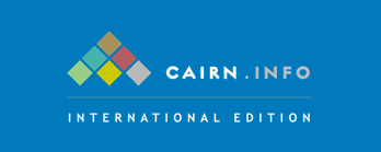 Cairn.info International Edition